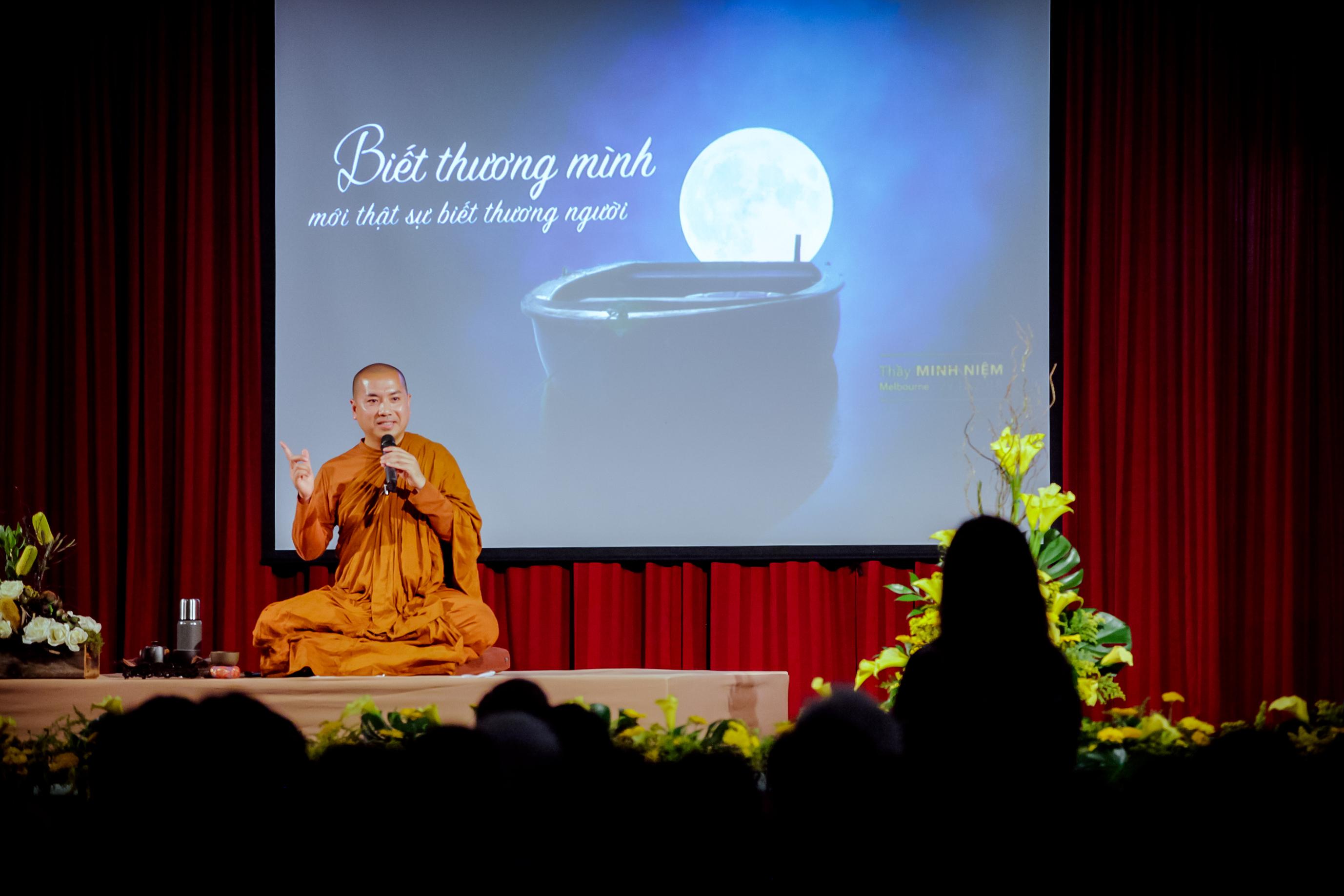 Pháp thoại 29/12/2018, Chùa Quang Minh